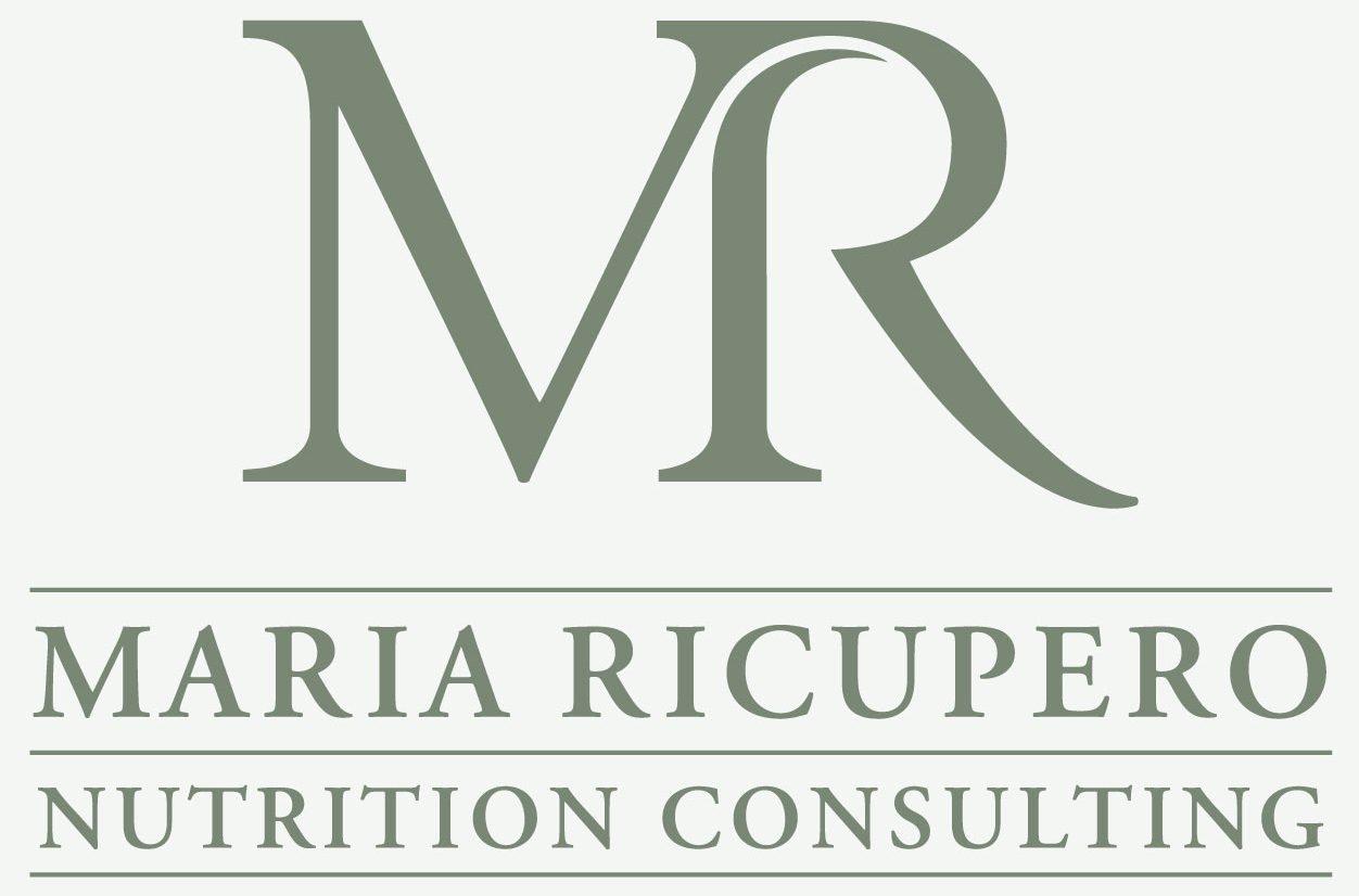 maria ricupero nutrition consulting logo